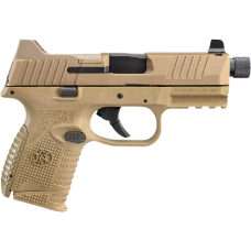 509 Compact Tactical 9MM 4.32in 24Rd Flat Dark Earth with Threaded Barrel